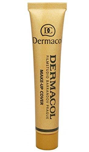 DERMACOL FILM STUDIO LEGENDARY HIGH COVERING MAKE UP FOUNDATION HYPOALLERGENIC (213) by Dermacol