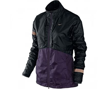 f3915842986be Nike Womens Shifter Running Jacket (520324-010): Amazon.co.uk: Clothing