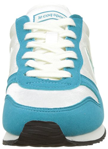 Low Sneakers Blanc Alice Sportif Cassé Blu Marshmallow Marshmallow Women's Black Coq Top S Nylon Le Bleu Lake 8RYUwx