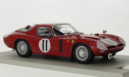 bizzarrini-5300-gt-no11-24h-le-mans-1966-model-car-ready-made-tecnomodel-118