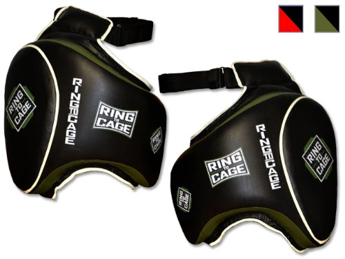 Ring To Cage Thigh Guard