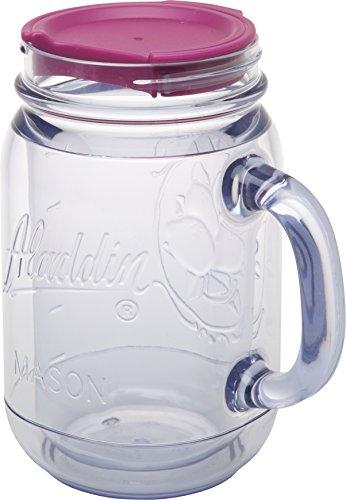 Aladdin Classic Insulated Mason Travel Mug 20oz, Jam