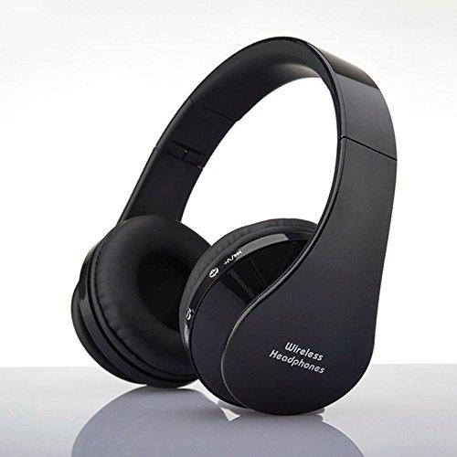 Original NX-8252 Wireless Stereo Bluetooth Headphones Foldab