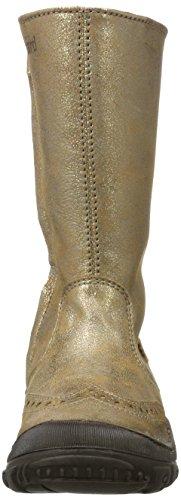 Bisgaard Unisex-Kinder Stiefel Gold (Gold)
