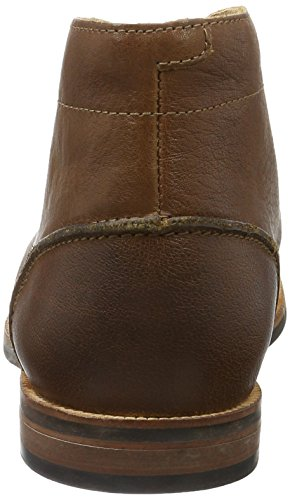Marrone Uomo Leather Stivaletti Clarks Mid Broyd Tan wTpqnIvWxa