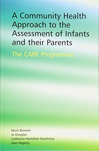 A Community Health Approach to the Assessment of Infants and their Parents: The CARE Programme