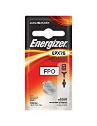 Energizer EPX76BPZ Electronic Silver 1.55V