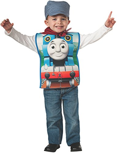 Rubies Thomas and Friends, Thomas The Tank Engine Costume, Child Small (Friends Costumes)