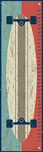 Oopsy Daisy Deck The Wall by Marcie Carson Growth Charts, 12 by 42-Inch