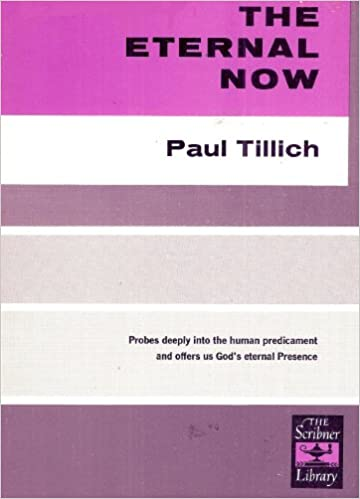 ETERNAL NOW PAUL TILLICH EBOOK DOWNLOAD