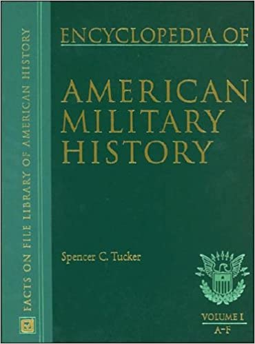 Book The Encyclopedia of American Military History (Facts on File Library of American History)
