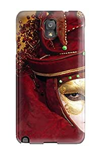 Cute Tpu ZippyDoritEduard Venice Carnival Mask Sunrise Isabelle Palace Nature Other Case Cover For Galaxy Note 3