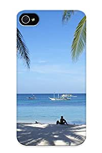 F941bb91363 Dream Beach Awesome High Quality Iphone 4/4s Case Skin/perfect Gift For Christmas Day