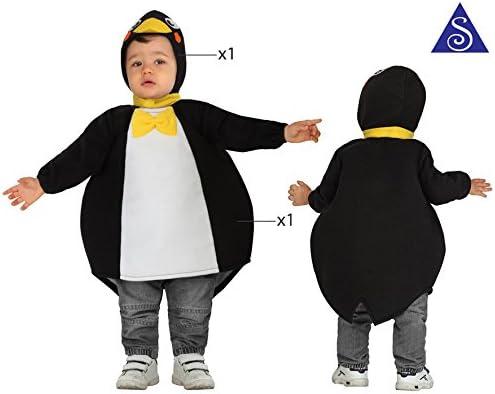 Atosa - Disfraz de pingüino para bebe, 12-24 meses (111-26636 ...