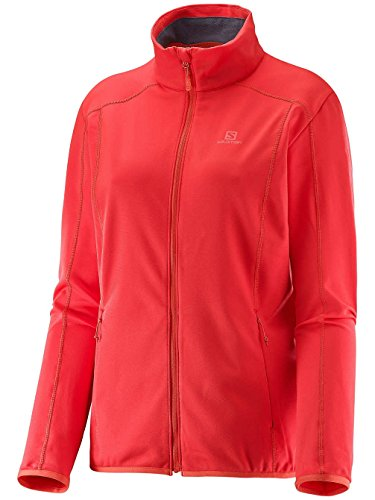 Jacket Salomon Women's Infrared Rouge Discovery ERRwSrq