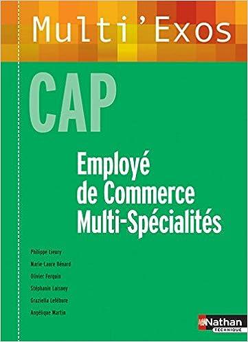 Lire un EMPLOYE COMMERC MULTI SPE CAP pdf, epub
