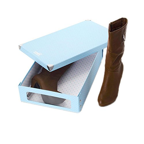 donfohy Paper thick transparent shoe storage shoe box drawer men and women clamshell shoebox shoebox shoebox shoe storage, paper drawer shoebox shoebox shoe box drawer shoebox storage, by donfohy