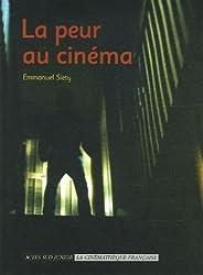 La peur au cinéma