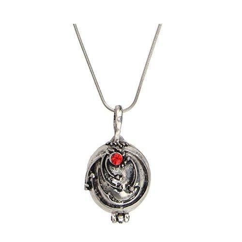 Accessorisingg Vampire Diaries Elenas Vervain Necklace for Girls [Pendant002]