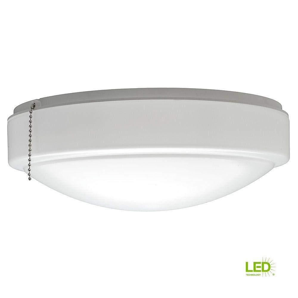 Hampton bay universal led ceiling fan light kit amazon com