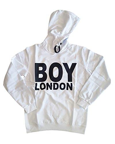 Boy London - Sudadera con capucha - para mujer Bianco