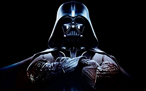 Twenty-three 24X36 Inch canvas poster Free Shippingnew Arrival Hot Sale Movie Poster Darth Vader