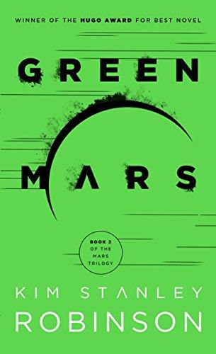 Book : Green Mars (Mars Trilogy) - Kim Stanley Robinson