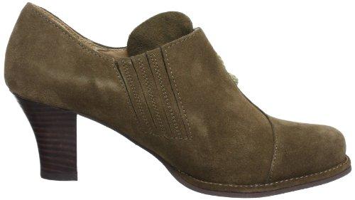Andrea Mujer taupe 3595308 066 De Conti Zapatos Marrón Tacón Cuero Para xfnxgpw4