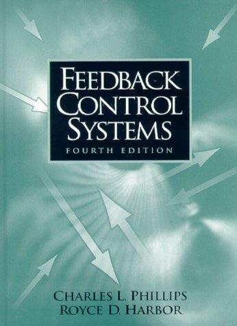 Feedback Control Systems, 4th Edition