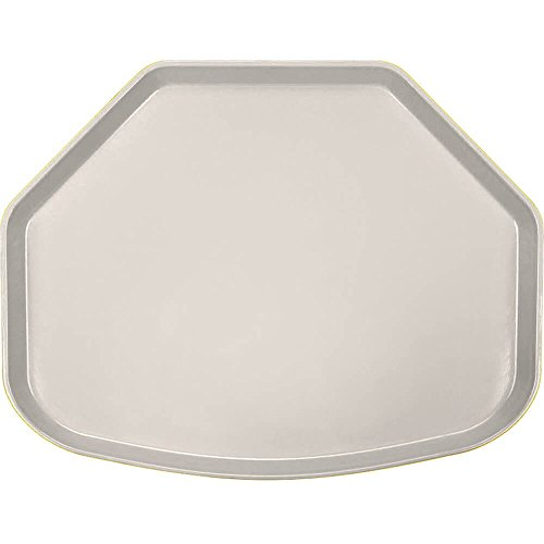 Camtray, Trapezoid, 14-9/16'' X 19-1/2'', Cottage White, Nsf Special Order Item Not Carried In (12 Pieces/Unit)
