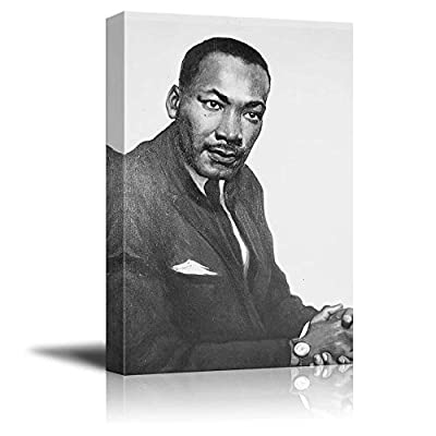 Portrait of Martin Luther King Jr Wall Decor...