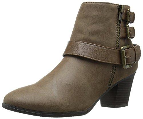 Madeline girl Women's Sweetie Pie Harness Boot, Chestnut,...