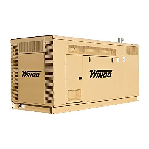 Winco Generator 90KW ULPSS90-18/D DSE7310 277/480V 3-PH 99974-223 Cyber Monday 2017