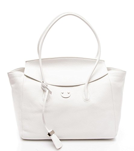 Al Coccinelle Para Hombro Bianco Mujer Bolso Blanco aawxCqp5O