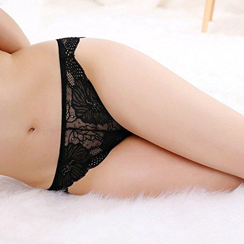 6398dd96e Thong For Womens,Clearance Sale -Farjing Women Thong Sexy Panties Thong  Lace Word Pants