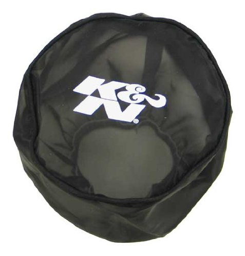 K&N RX-4990DK Black Drycharger Filter Wrap - For Your K&N 57S-9500 Filter