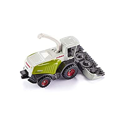 Siku Claas Combine Tractor: Toys & Games