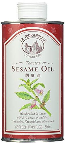 La Tourangelle, Toasted Sesame Oil, 16.9 Fluid Ounce