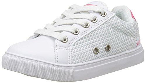 Kaporal Flach Krislo Unisex Blanc Blanc Kinder Rose HHwTq1pa