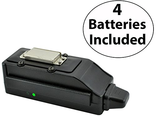 As Seen on Breaking Bad - Land Air Sea NEW 1515 Magnetic Wireless Pocket-Sized Tracking Key ll Gps System Compatible with Mac and PC with Four FREE Batteries 4330284014