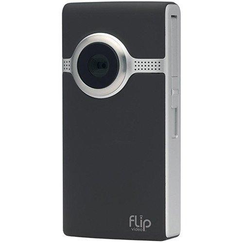 Flip UltraHD Video Camera - Black, 4 GB, 1 Hour