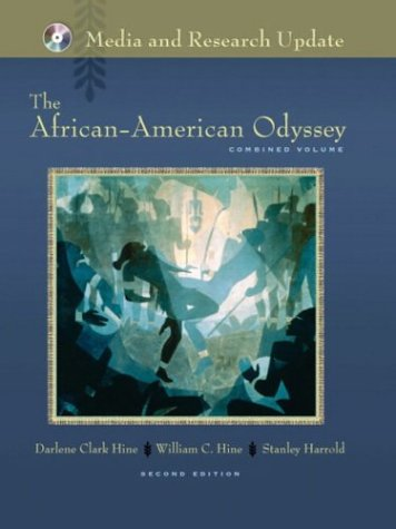 African American Odyssey Media Research Update, Combined Volume, The (2nd Edition) -