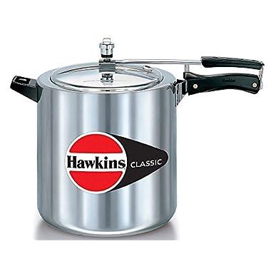 Hawkins Classic Aluminum 12.0 Litre Pressure Cooker