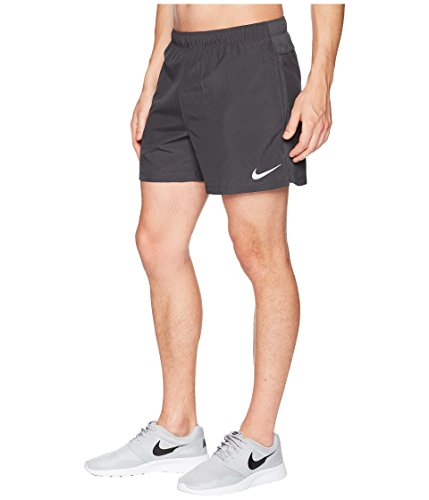NIKE Challenger Running Shorts Men's (Anthracite, XL) by Nike (Image #2)
