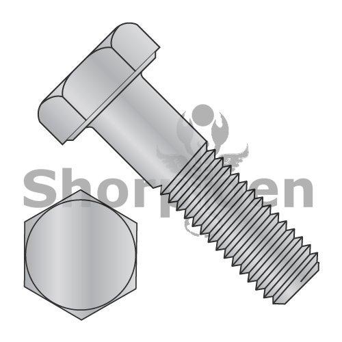 Hex Cap Screw Grade Aluminum 3/8-16 x 3/4 (Box of 300) weight10.65Lbs