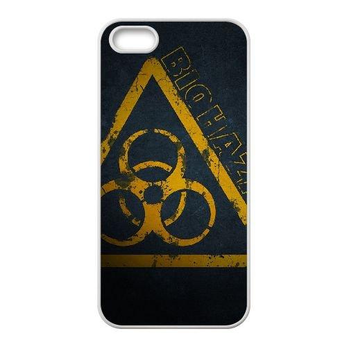 Biohazard L3K03G2UQ coque iPhone 4 4s case coque cover white GI5WYD