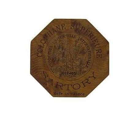Sartory Rosin in Octagonal Wood Case 4334274958
