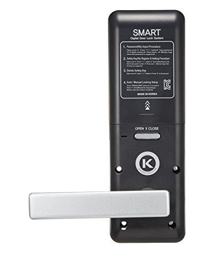 HionePlus H-3400SK, Digital Mini Main Door Lock, PIN+Card+Emergency Key by Hioneplus (Image #1)