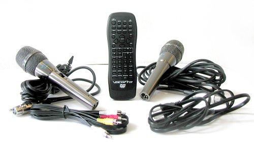VocoPro DVD-Duet 80W CD / Dual Cassette / AM / FM Karaoke System by VocoPro (Image #3)