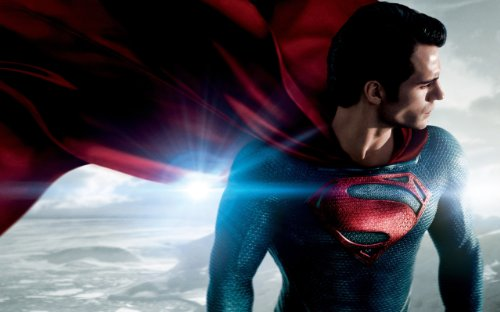 Man Of Steel Super Man Henry Cavill Limited Print Photo Movie Poster 27x40 #4 (Superman Picture)